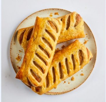 Birds Eye vegan sausage roll