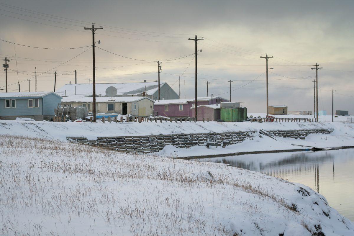 Dangerous 15,000 Gallon Oil Spill in Alaska