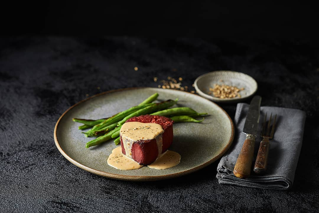 Vegan Steaks Made with 3D Printing Technology!