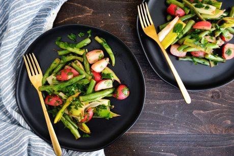 Summer Vegetable Sauté