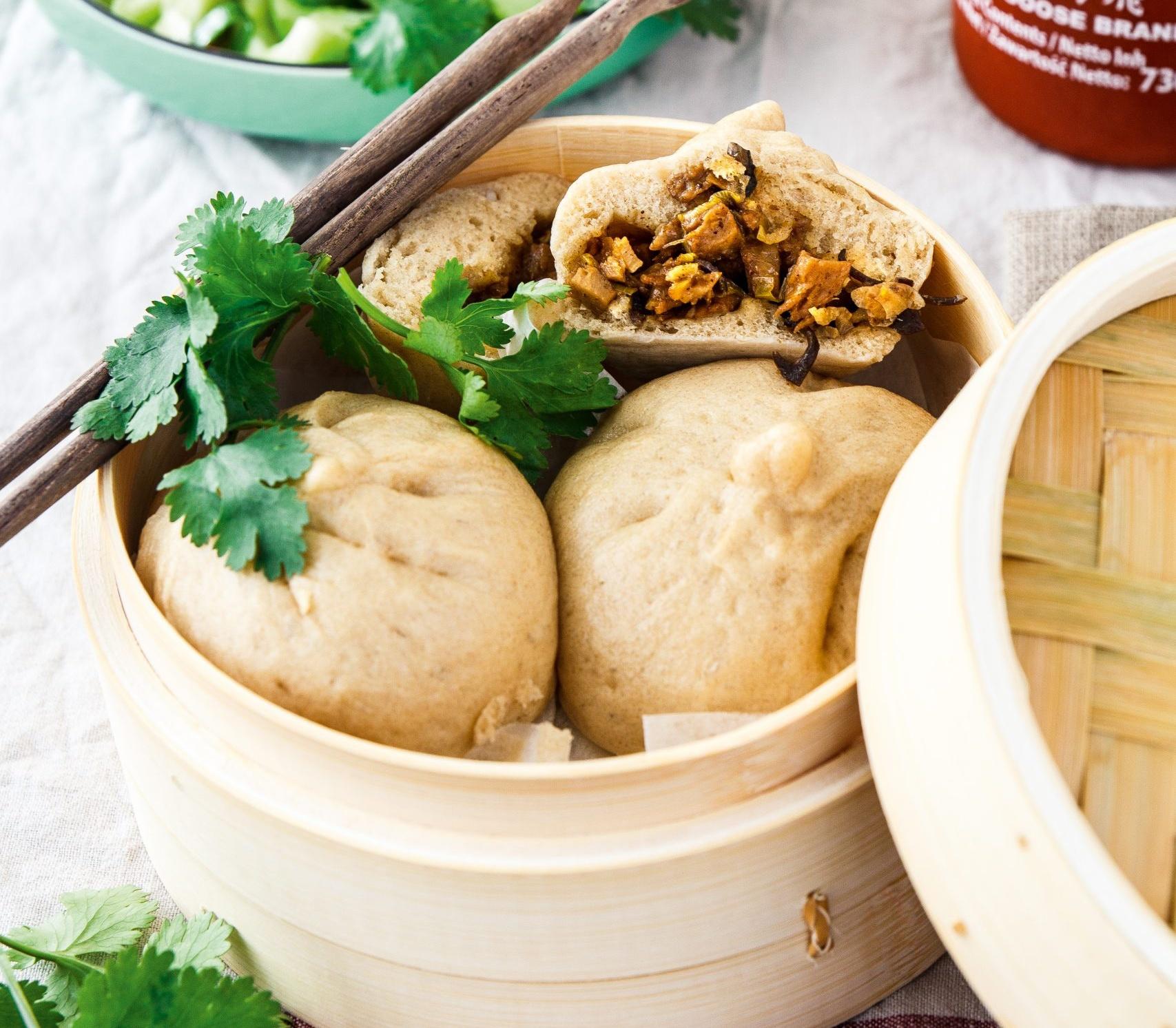 Five Spice Baozi Delicious Steamed Buns