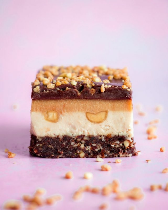 Vegan Nougat Bars