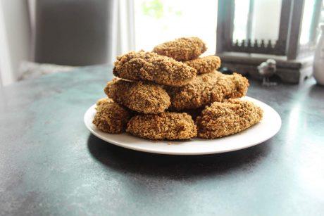 Homemade Vegan Chicken Nuggets