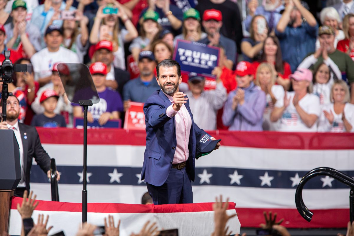 Donald Trump Jr.'s Twitter Account Suspended for Spreading Misinformation About Coronavirus