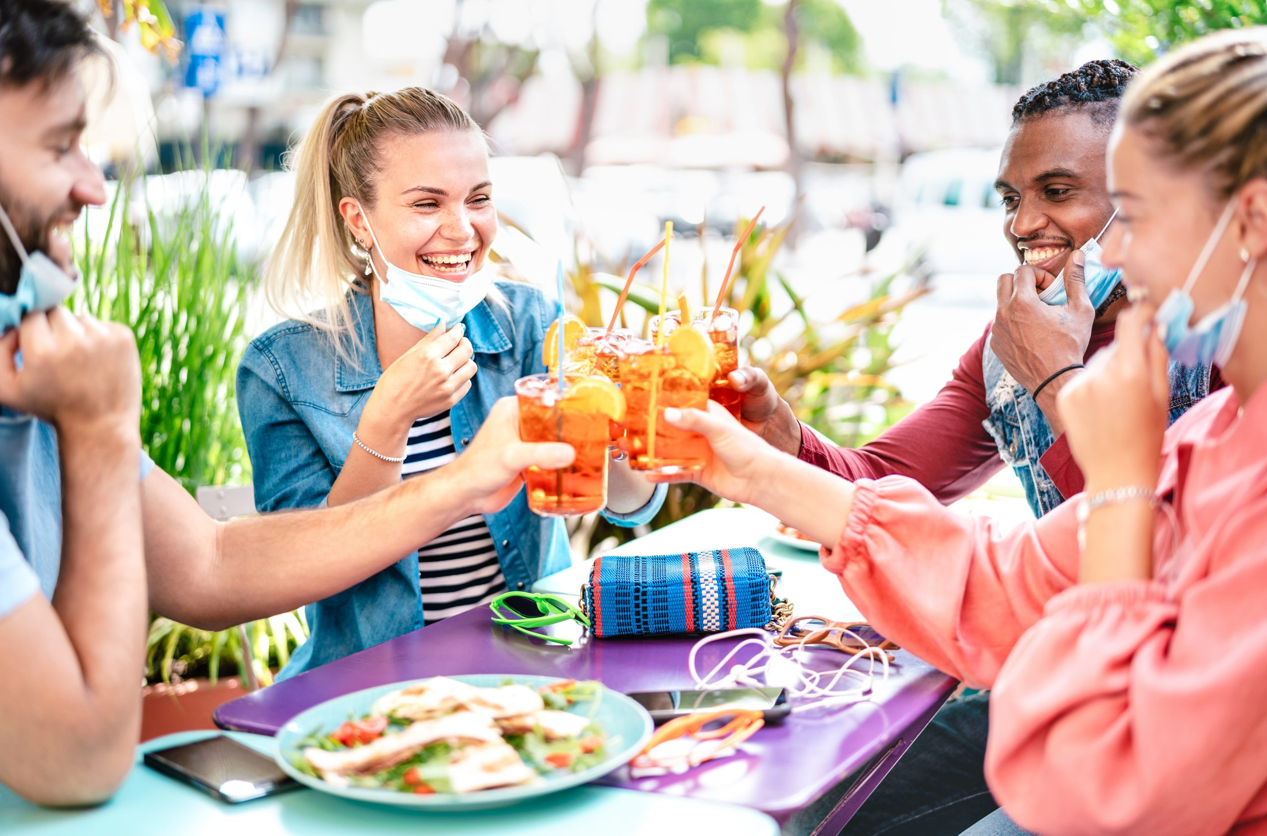 Outdoor Dining Coronavirus