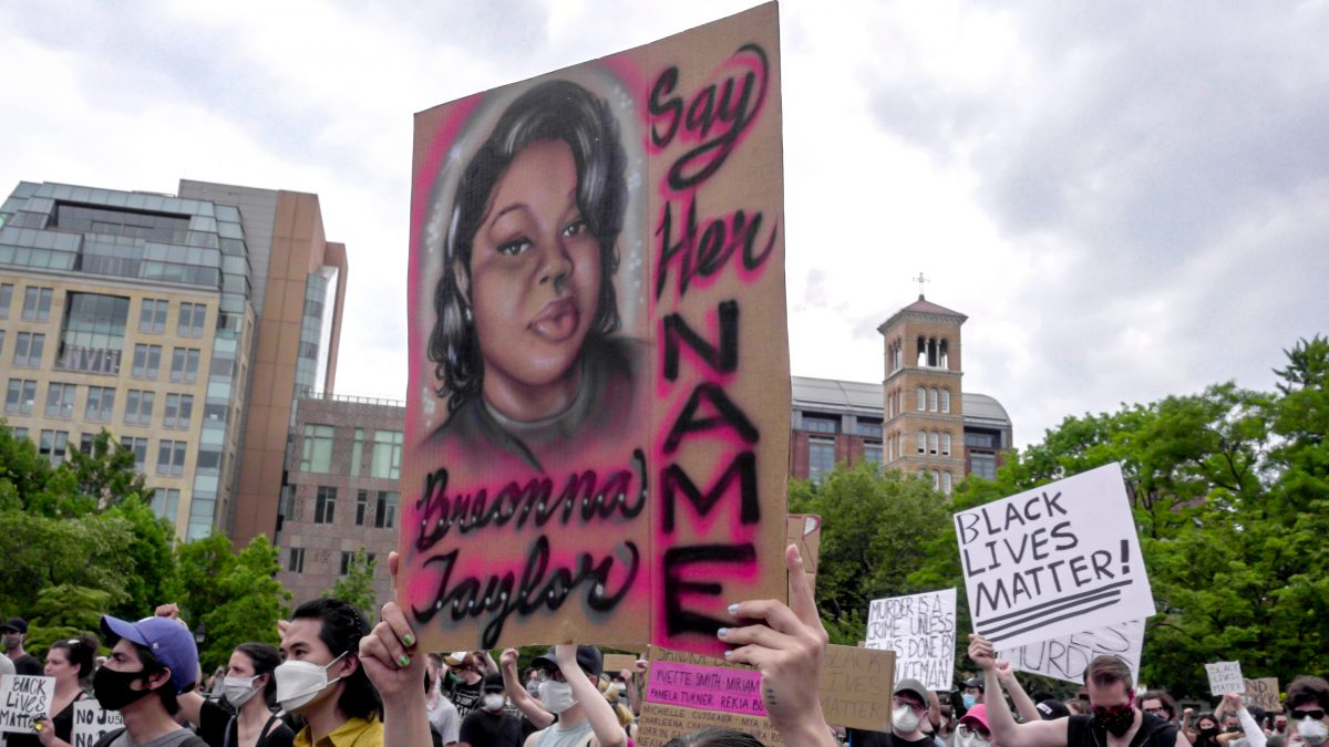Warrant in Breonna Taylor's Death Linked to Neighborhood Gentrification Plans