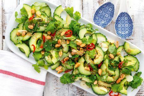 viet cucumber salad