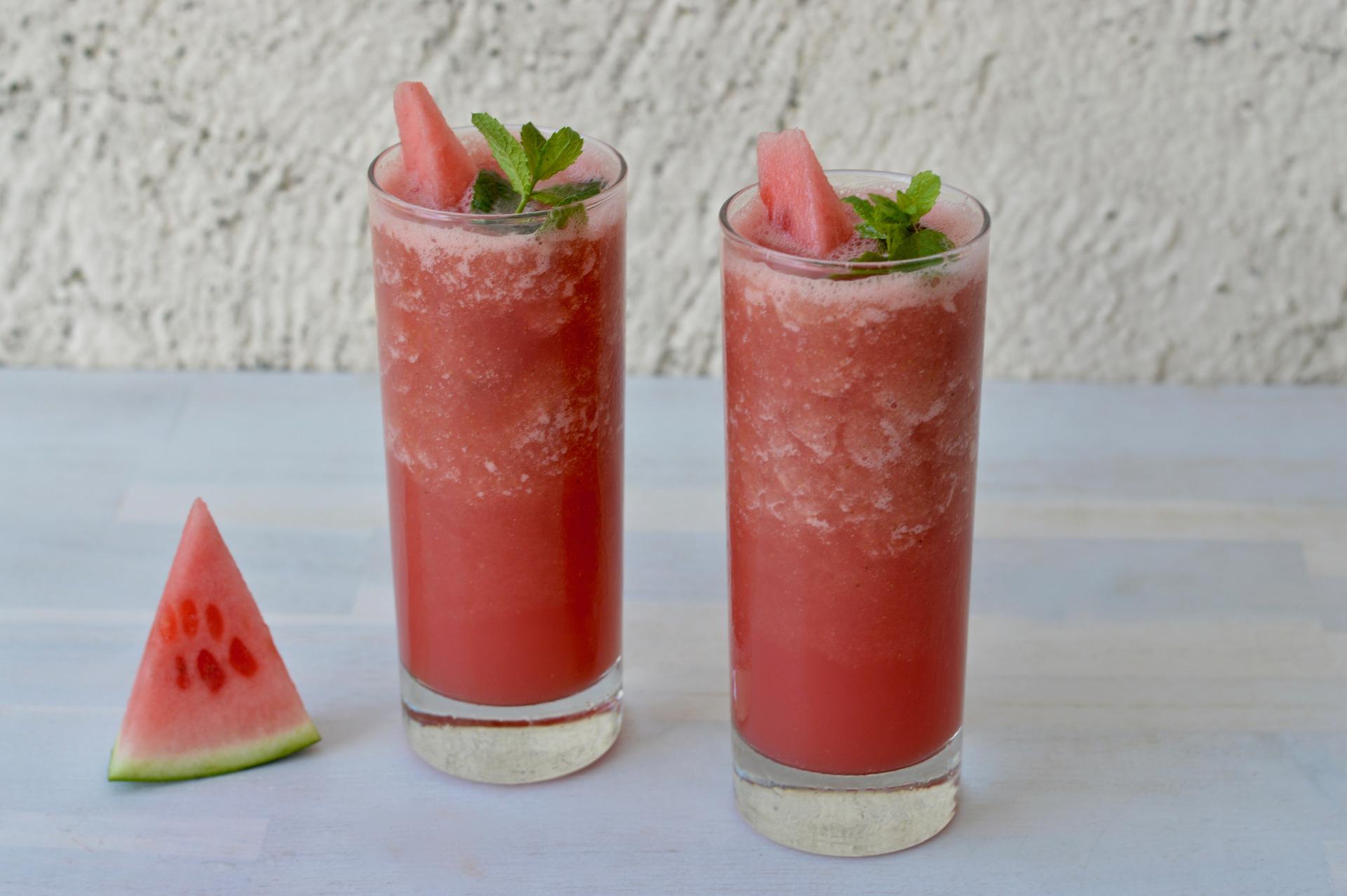 Watermelon Summer Smoothie [Vegan]