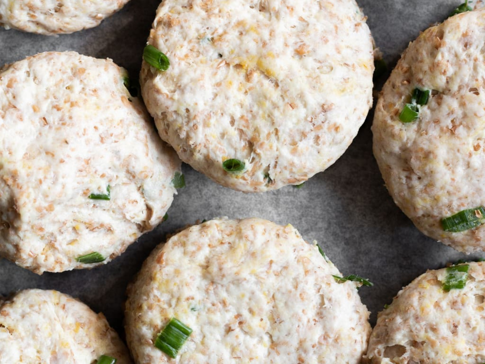 Savory Biscuits With Scallions