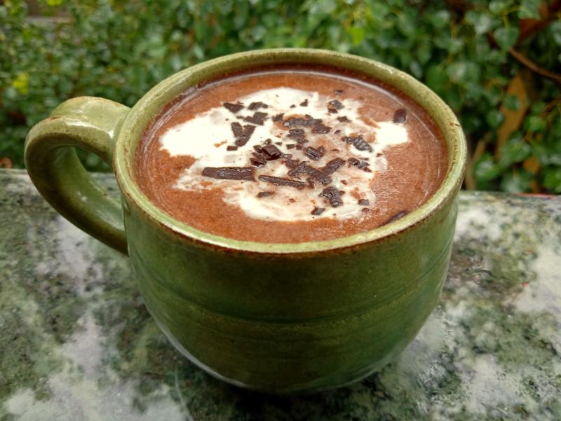 Italian-style Hot Chocolate