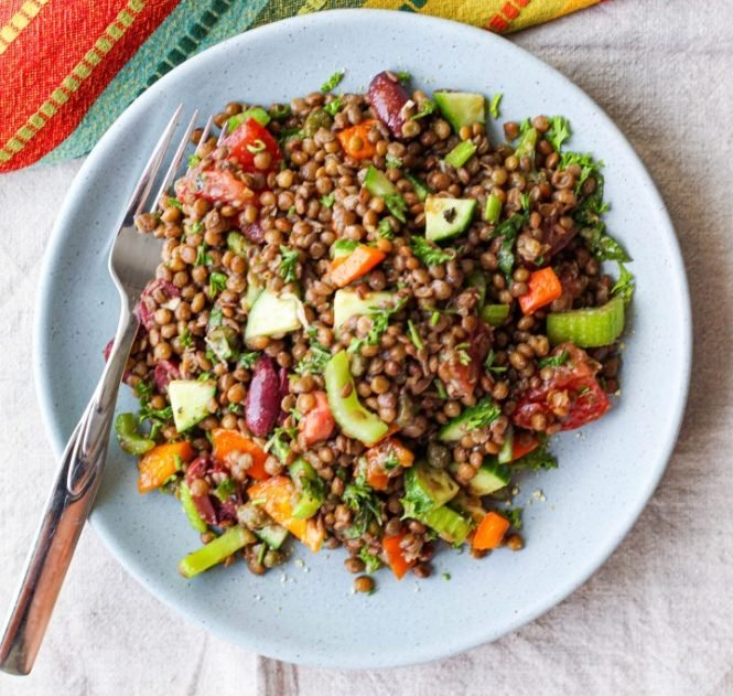 10 of Our Top Meatless High-Protein Recipes From April 2021