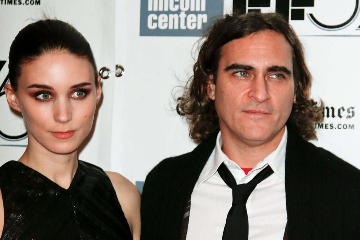 Rooney Mara and Joaquin Phoenix are Producing a Public Health Documentary on Zoonotic Diseases