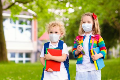 School Kids Coronavirus