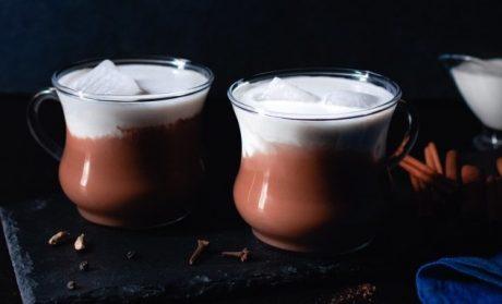 Iced Vegan Chai Latte