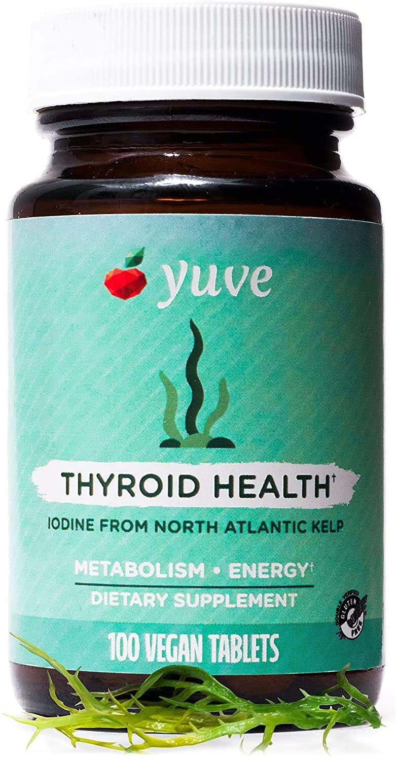Yuve Natural Organic Sea Kelp Supplement