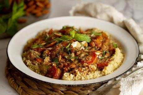 """Moroccan Tagine """"Couscous"""""""