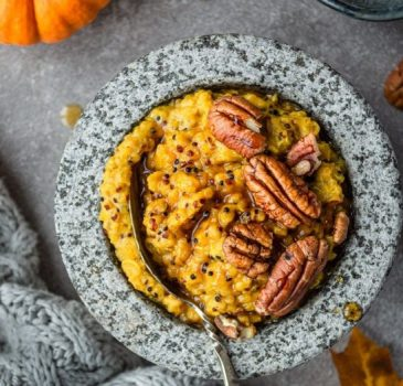 pumpkin porridge