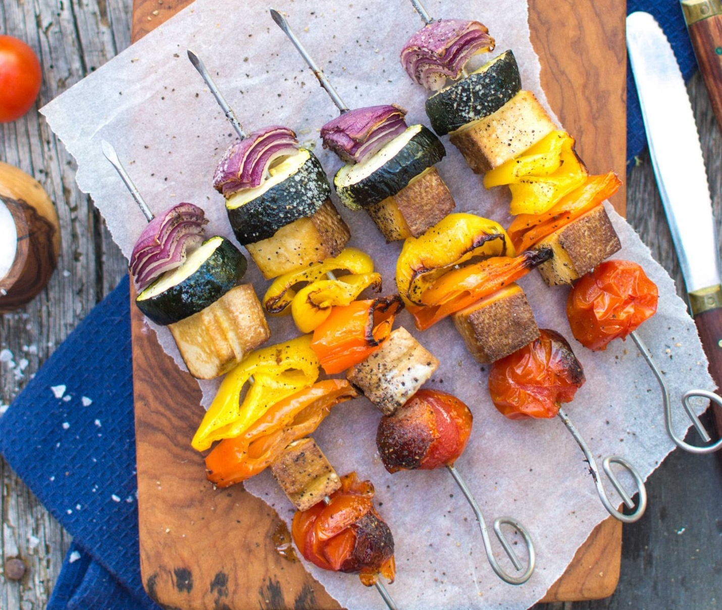 12 Savory Vegan Recipes For Your Next Barbecue