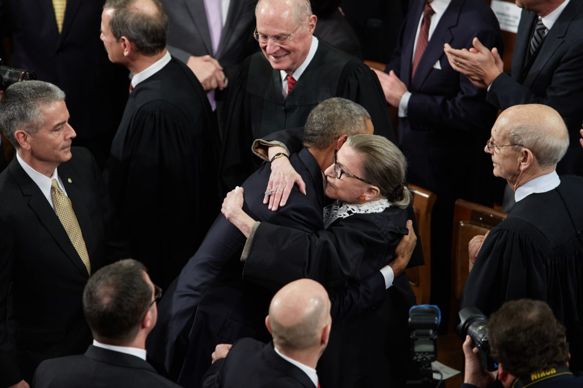 A Trailblazer for Equality: 6 Monumental Opinions & Dissents from Justice Ruth Bader Ginsburg