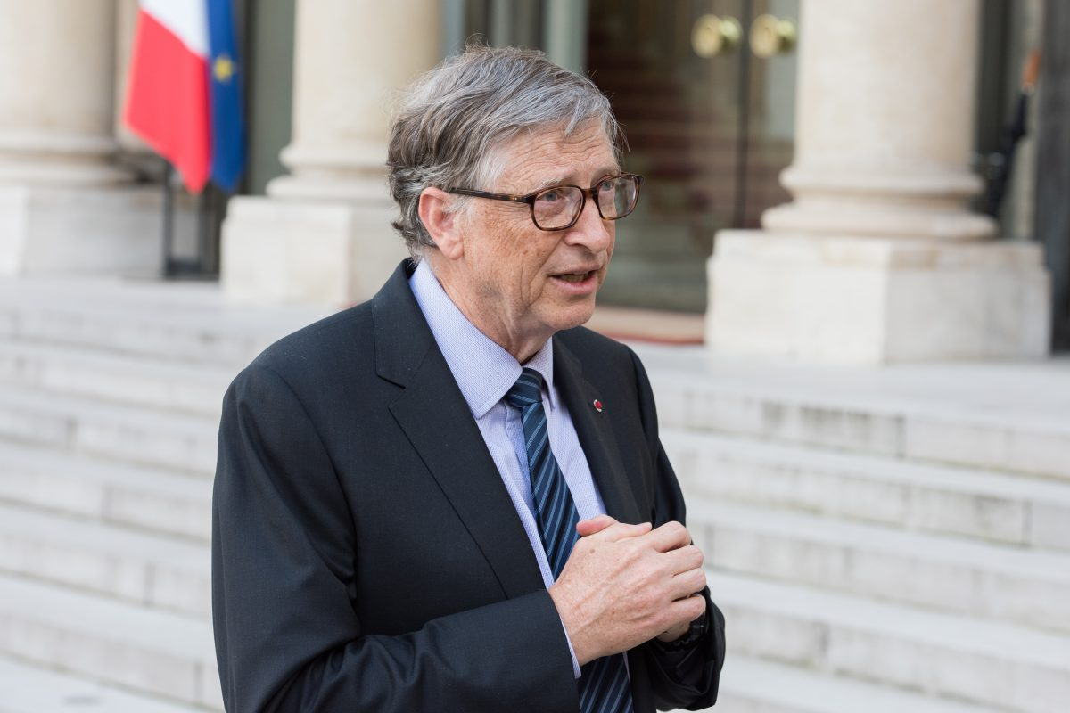 Bill Gates Gives an End Date for the Coronavirus Pandemic