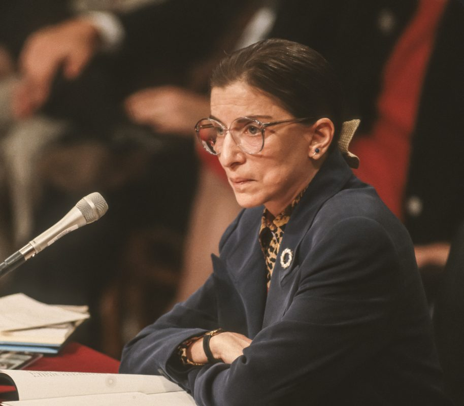 Political Leaders and Colleagues Reflect on Justice Ruth Bader Ginsburg's Empowering Legacy