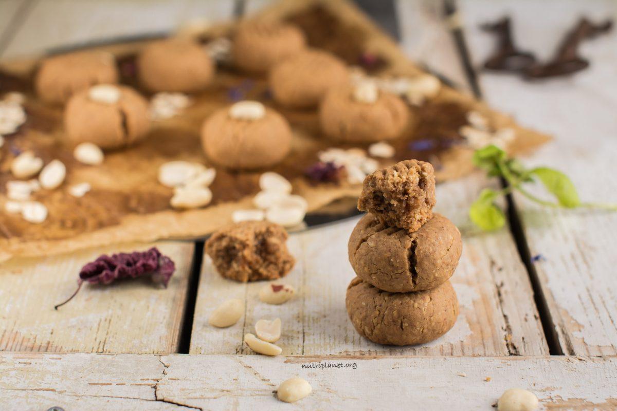 Shortbread Cookies [Vegan, Gluten-Free]