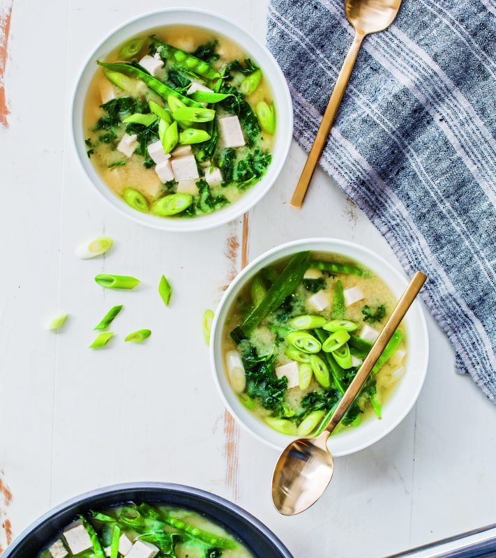 15 Plant-Based Recipes Using Miso Paste