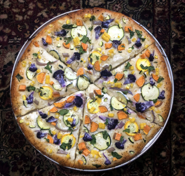 Harvest Veggie Pizza