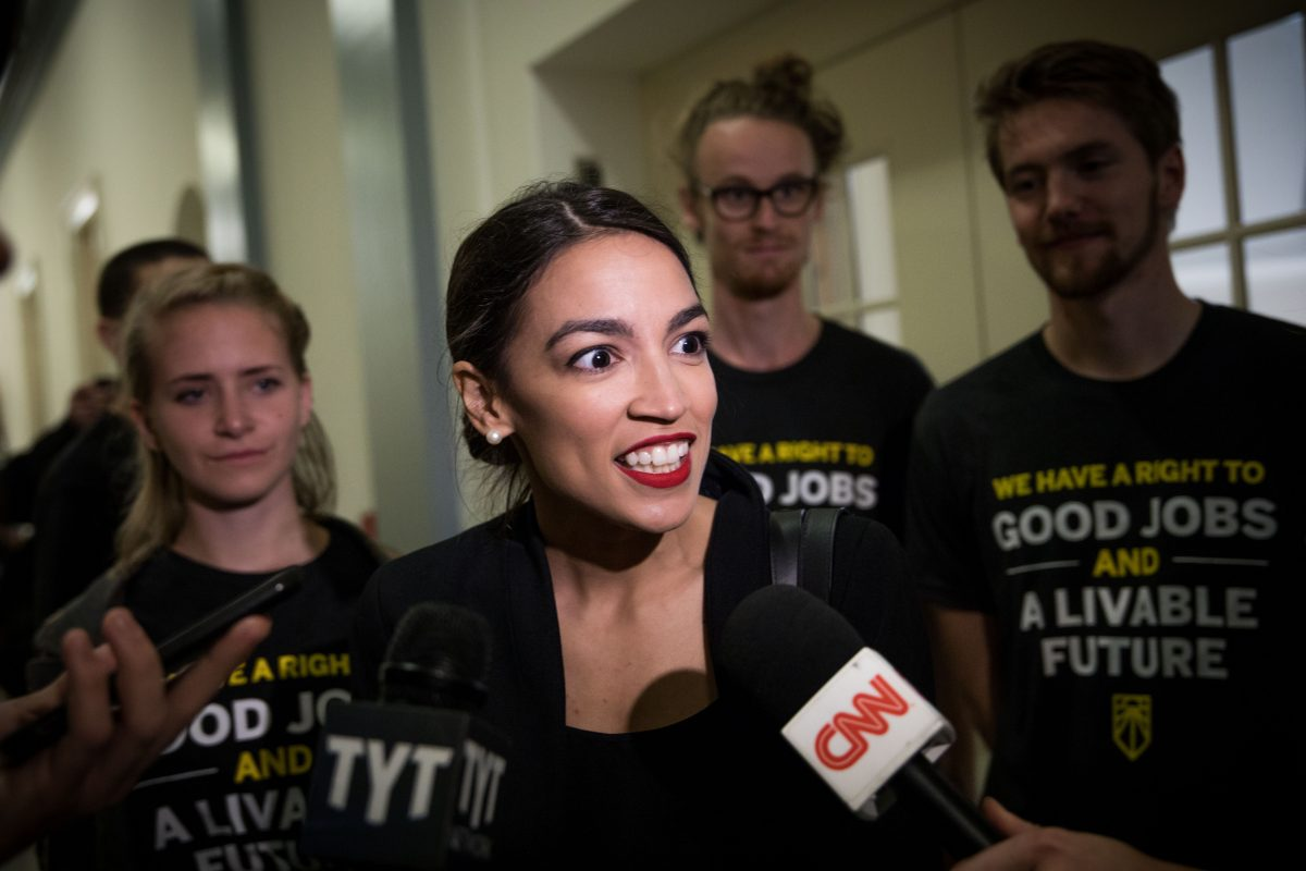 AOC Shares Her Thoughts on Biden's Stance on Fracking