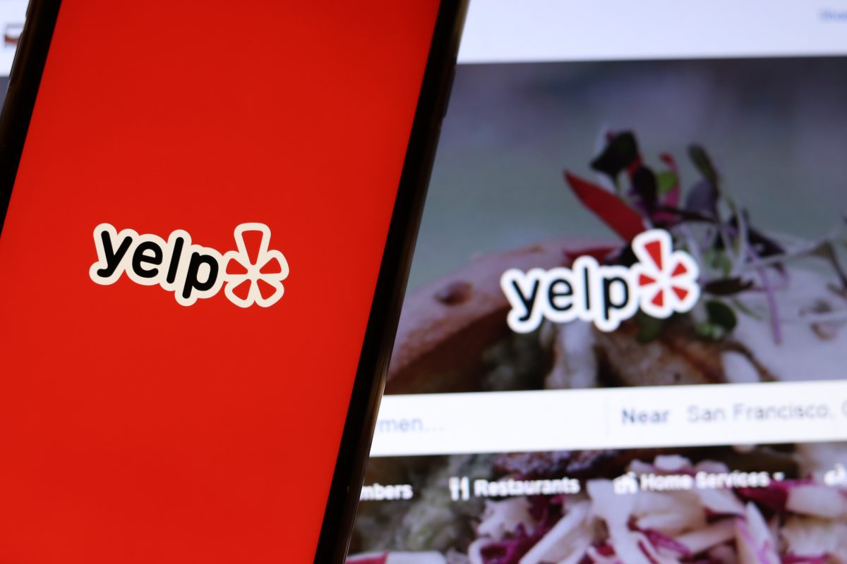 Yelp Will Alert Consumers of Businesses Accused of Racism