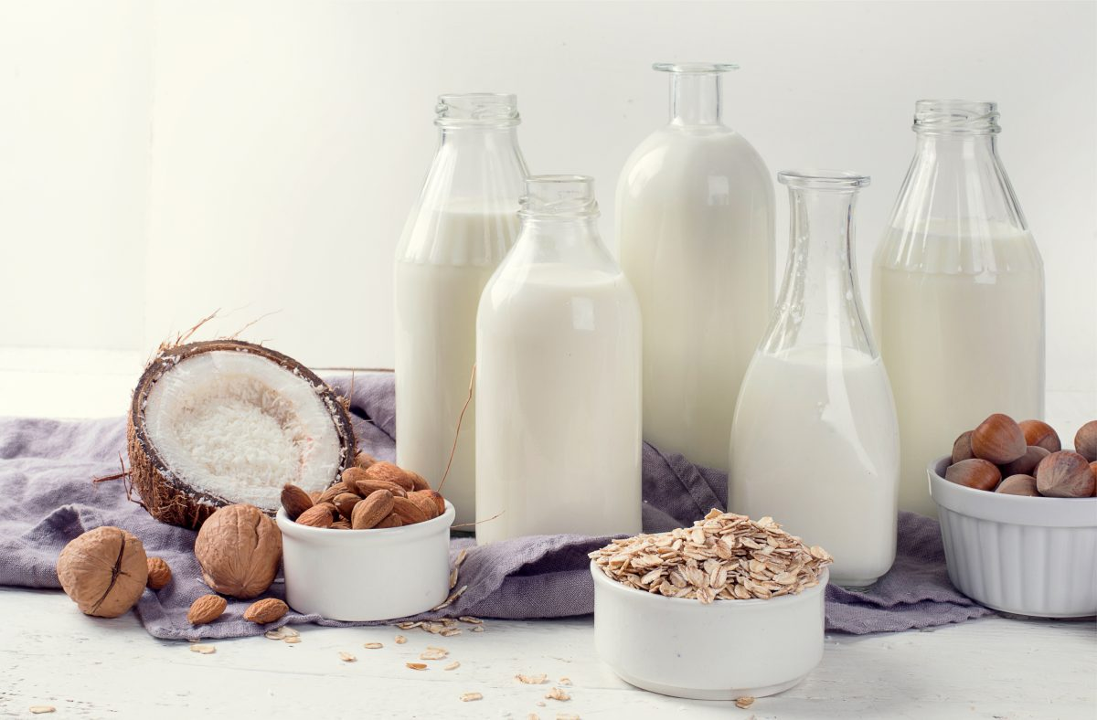 Which Non-Dairy Milk is Best for the Environment?
