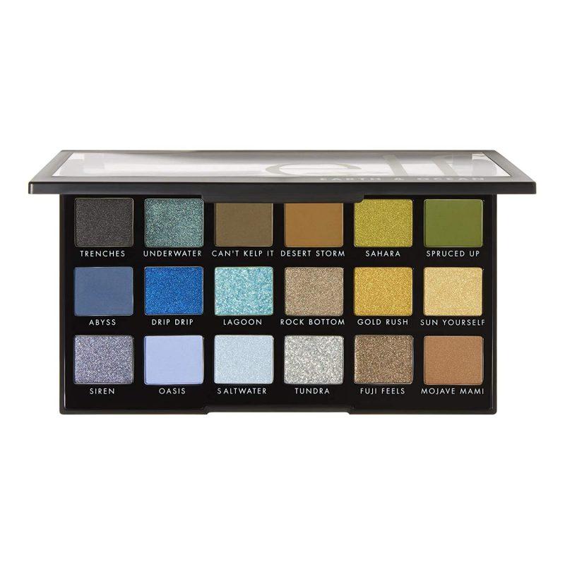 e.l.f. Cosmetics E.l.f. earth & ocean eyeshadow palette