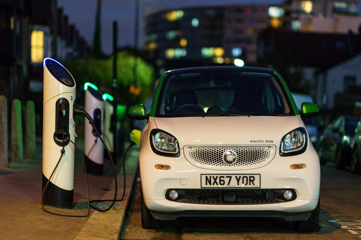 Gas and Diesel Cars Will Not Be Sold in the UK by Year 2030