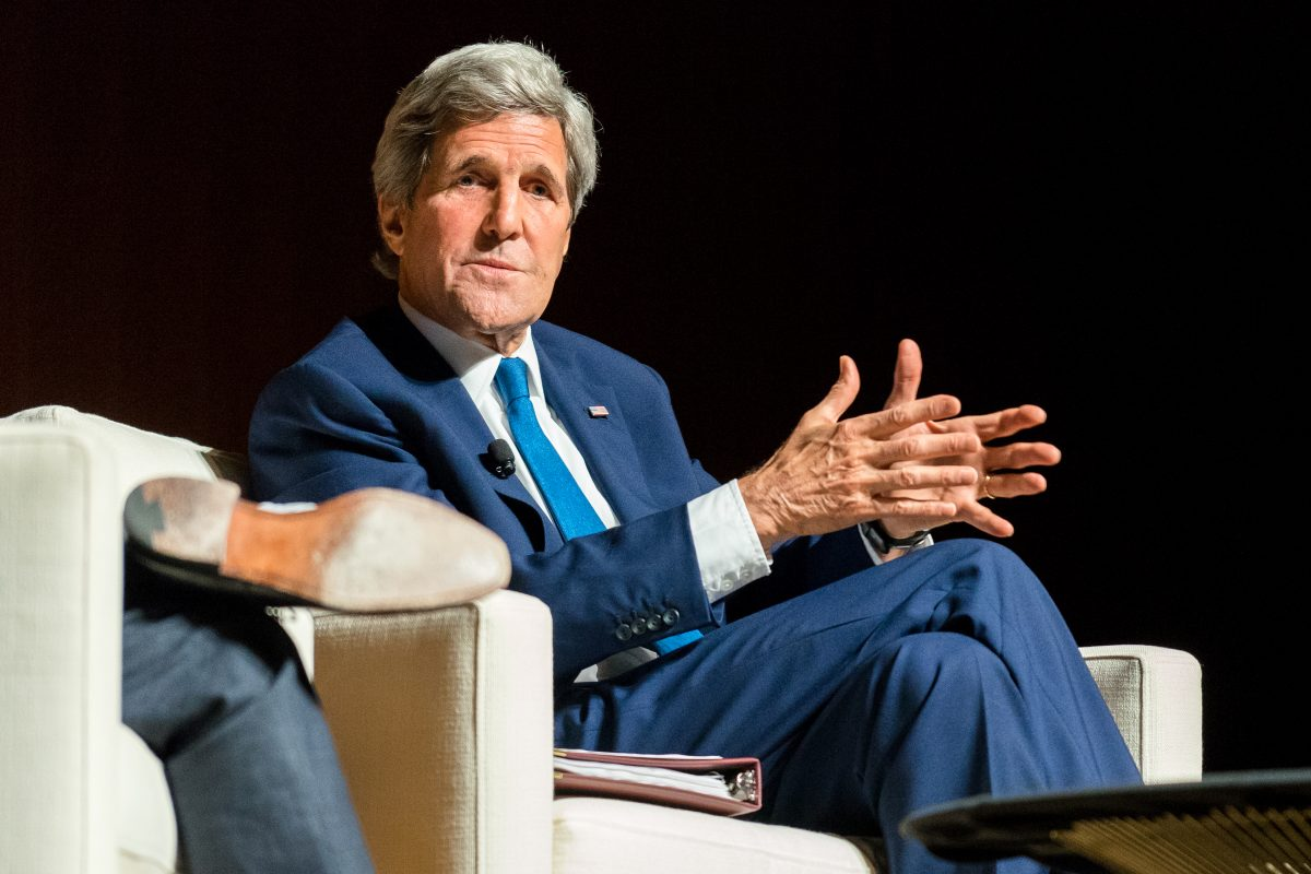John Kerry Chosen as Climate Envoy for Biden Administration