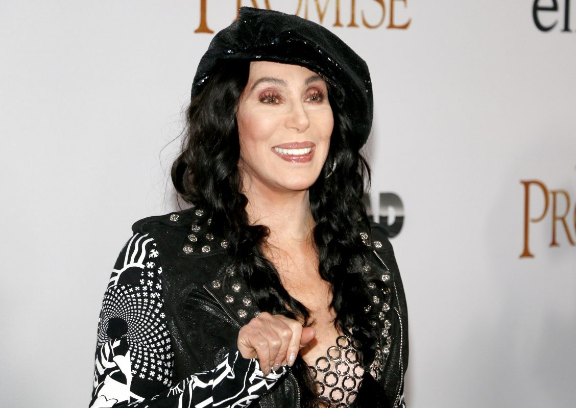 Cher Visits Pakistan to Help Save 'World's Loneliest Elephant'