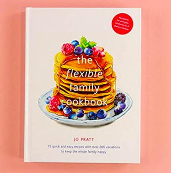 livre de cuisine familial flexible