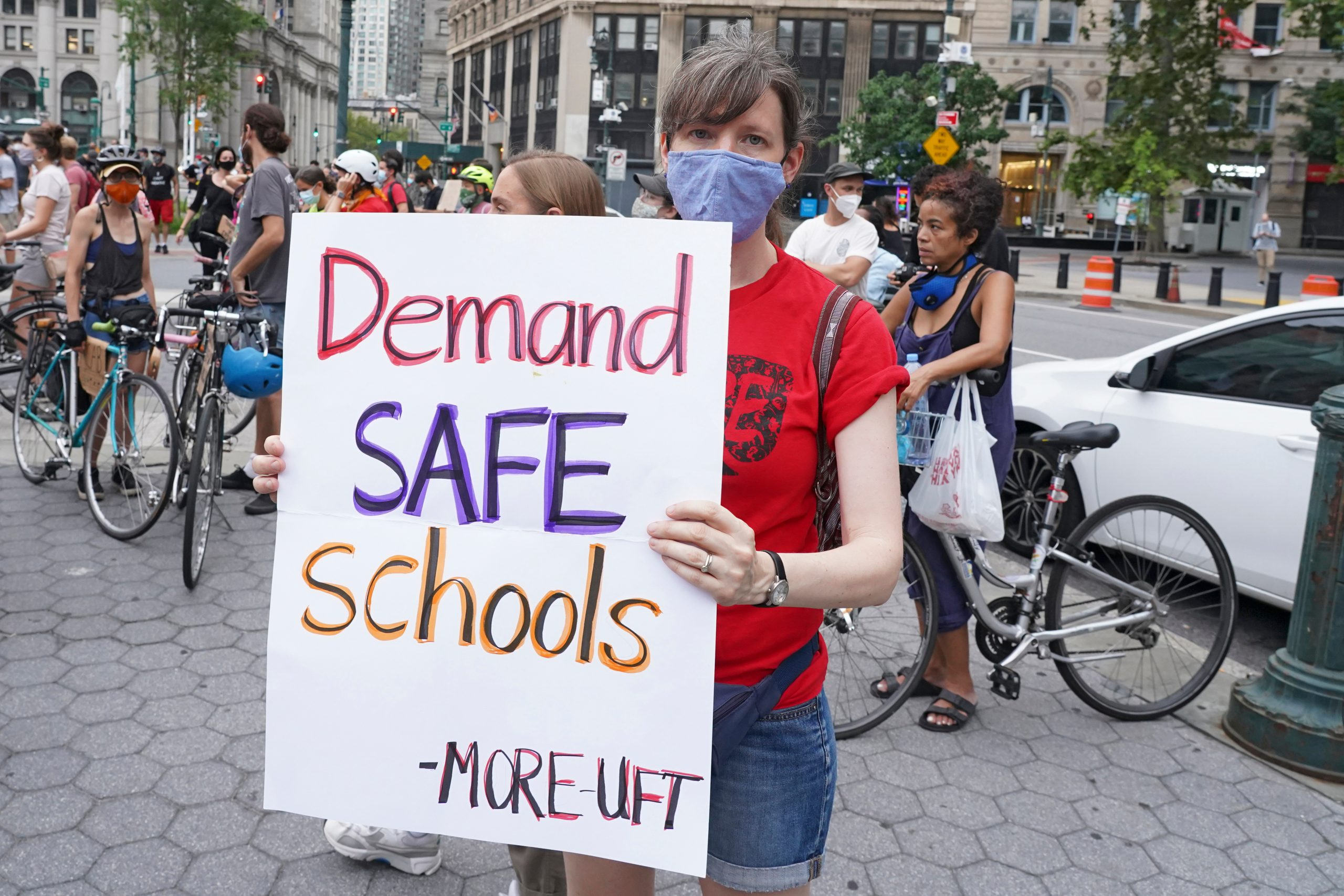 Safe Schools poster
