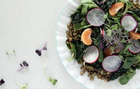 West Coast Kale Salad