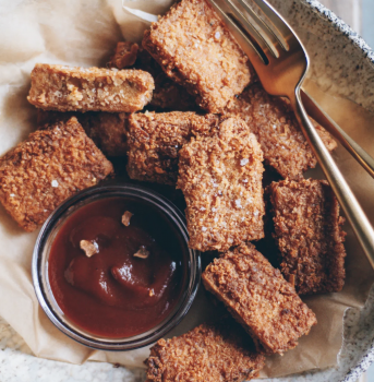 Tofu Chick'n Nuggets