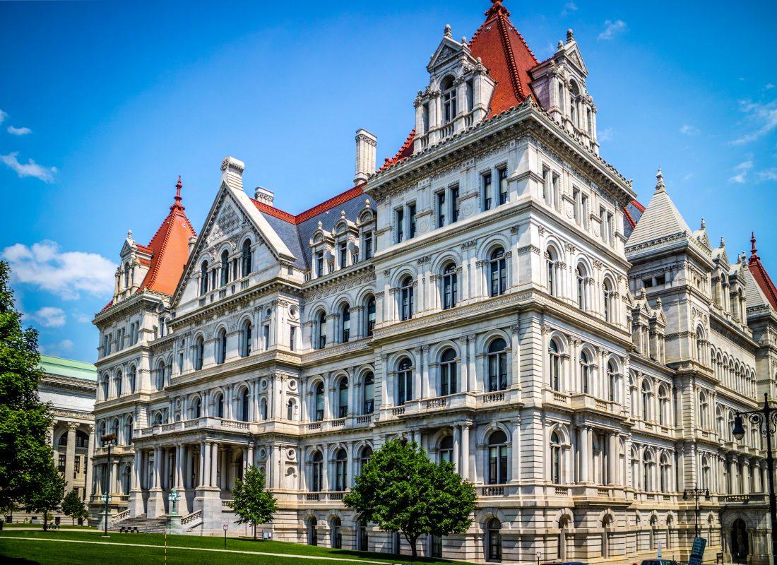 """NY Democrats Target """"Walking While Trans"""" Law"""