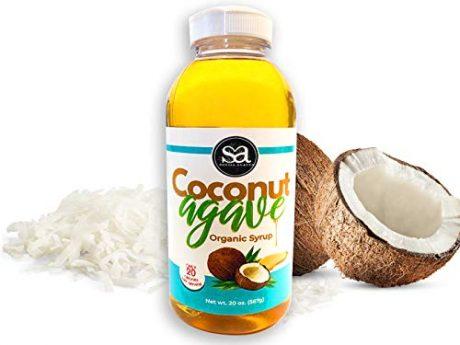 Soviia Organic Coconut Agave Syrup