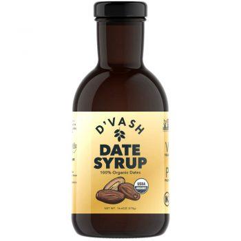 D'vash Organic Date Syrup