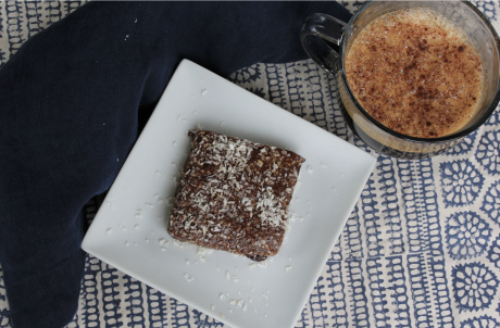 BREAKFAST OAT SQUARES