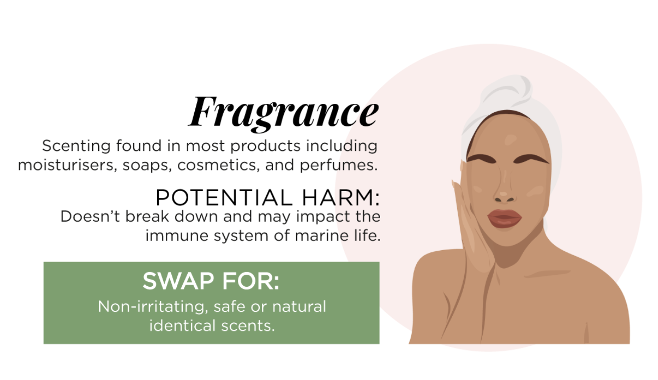 fragrance infographic