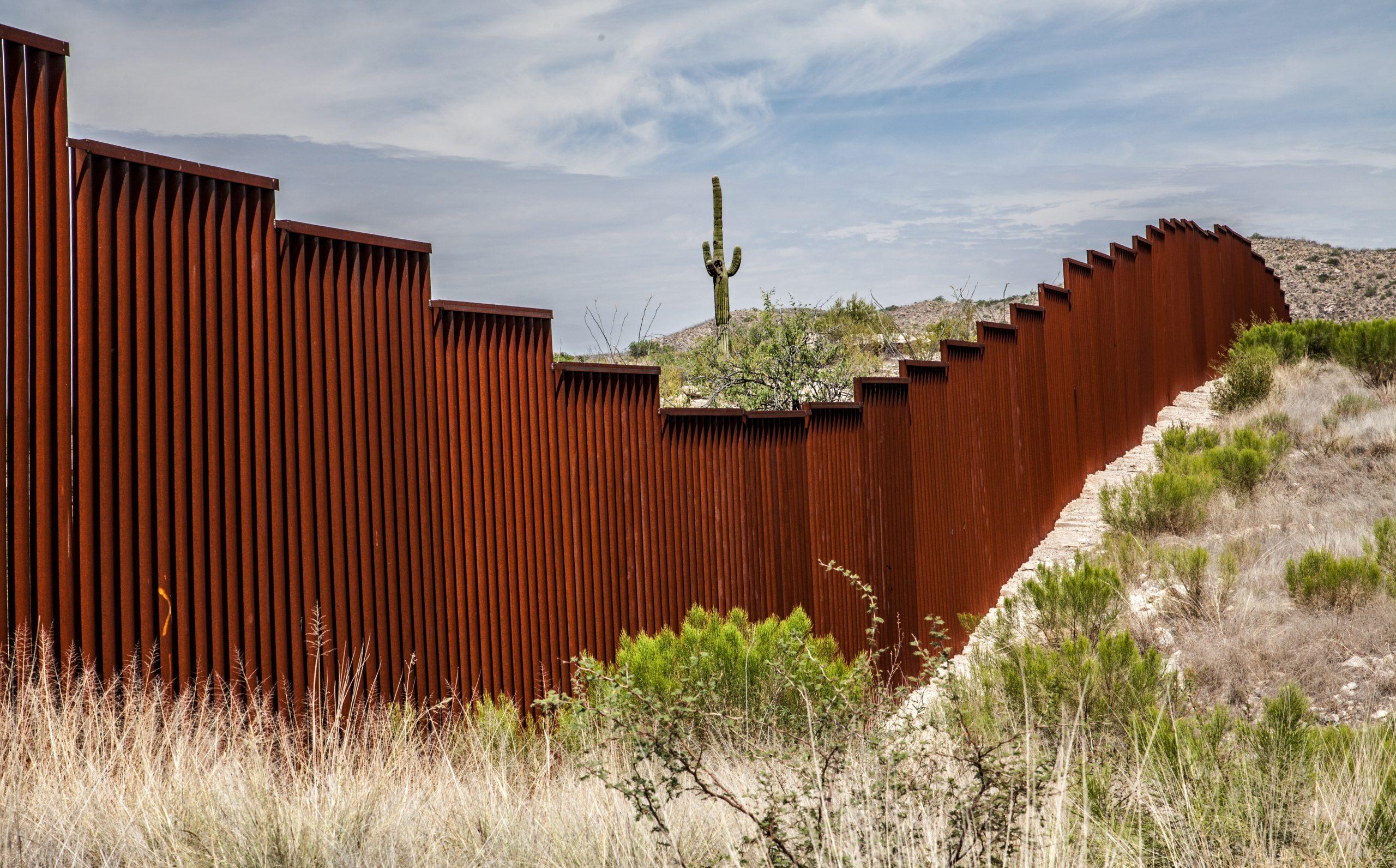 The U.S. - Mexico Border