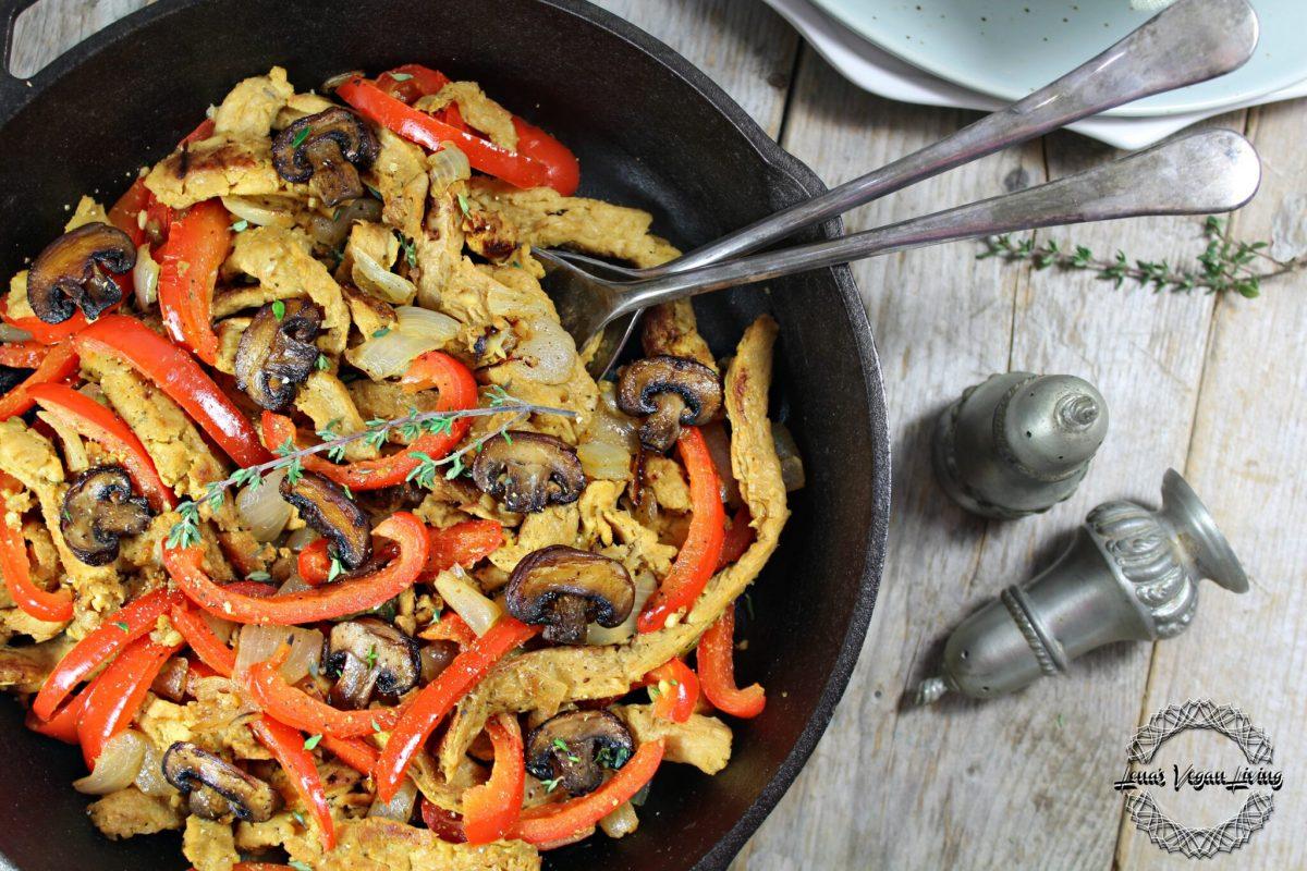 Vegan Sizzling Stir-Fry