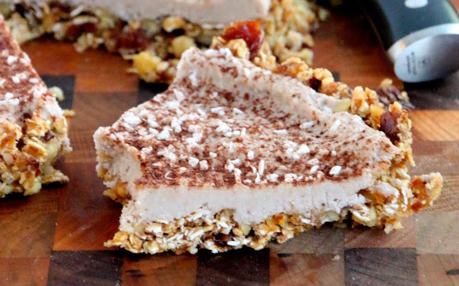 No-Bake Banana Coconut Cream Pie [Vegan]