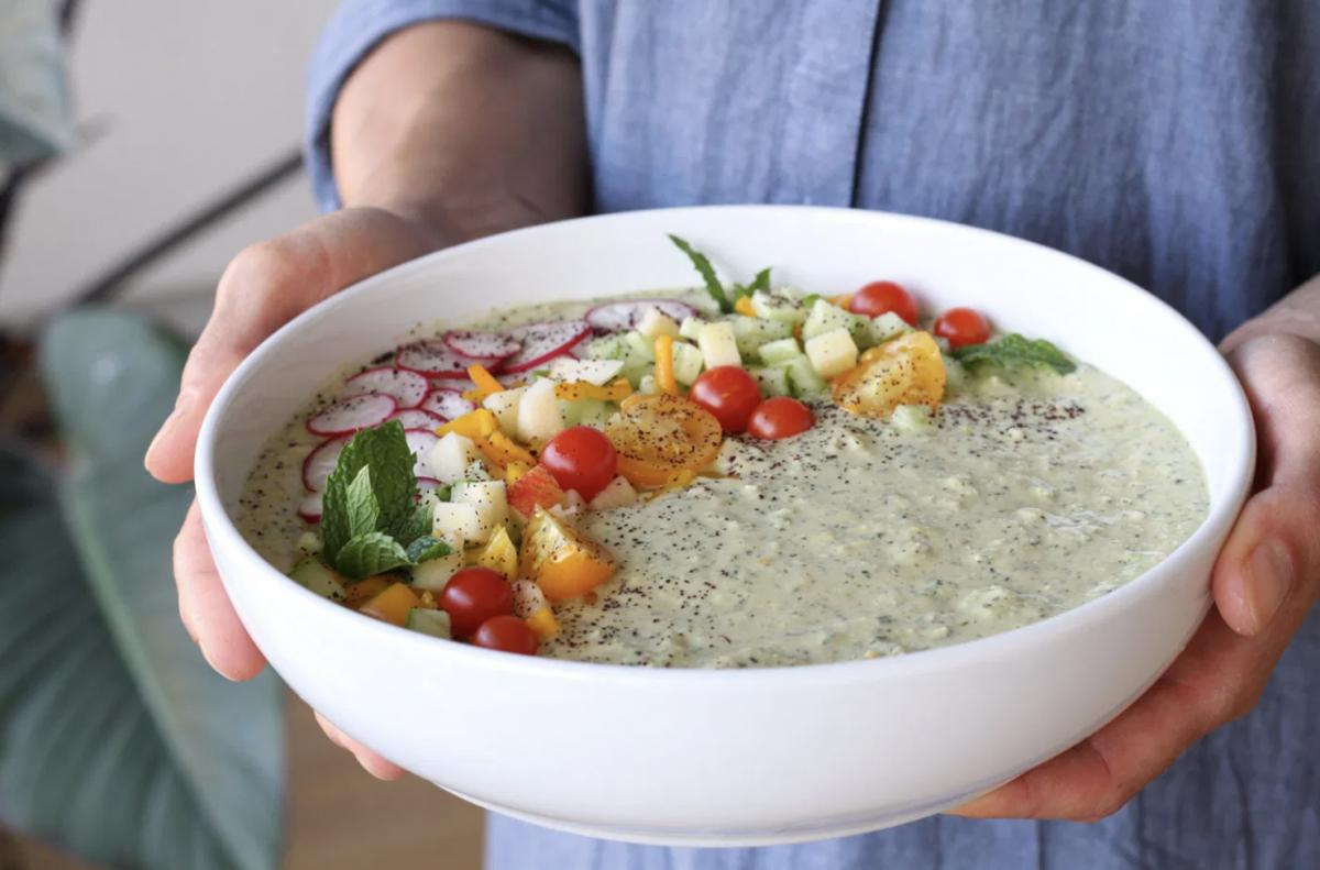 Vegan Healthy Lentil and Vegetable Hummus