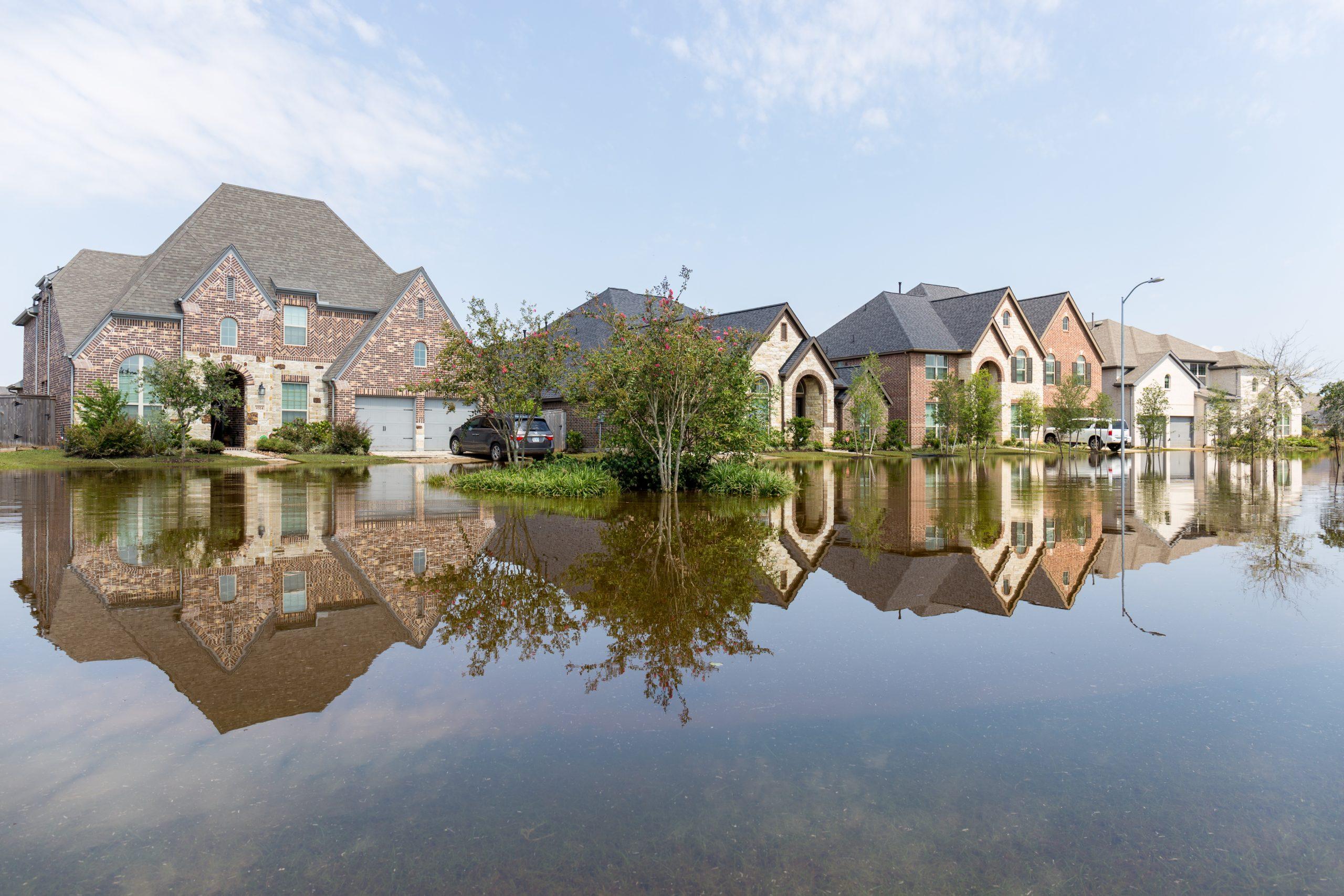 House Flooding Hurricane