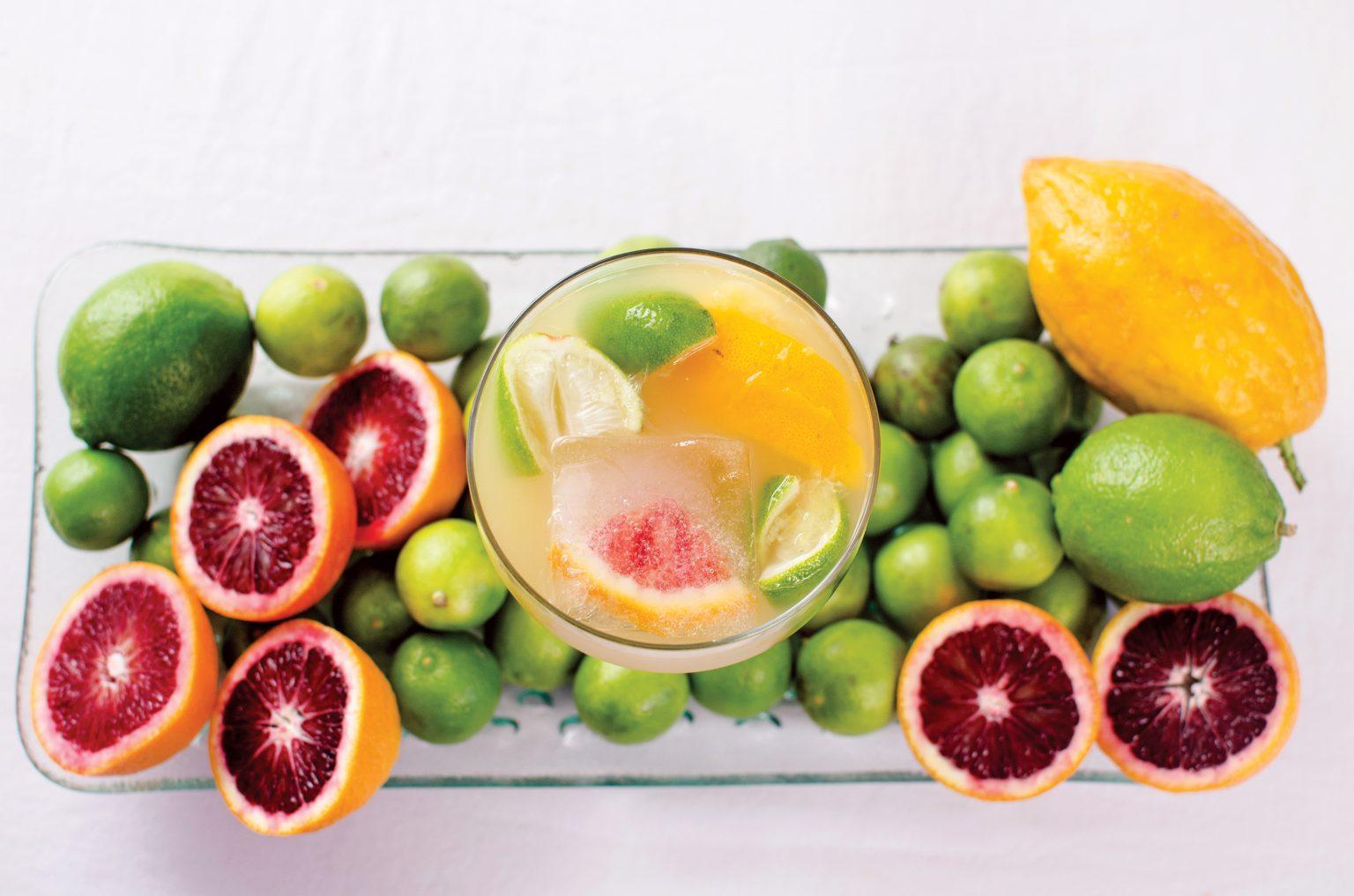 Vegan Agave Margarita